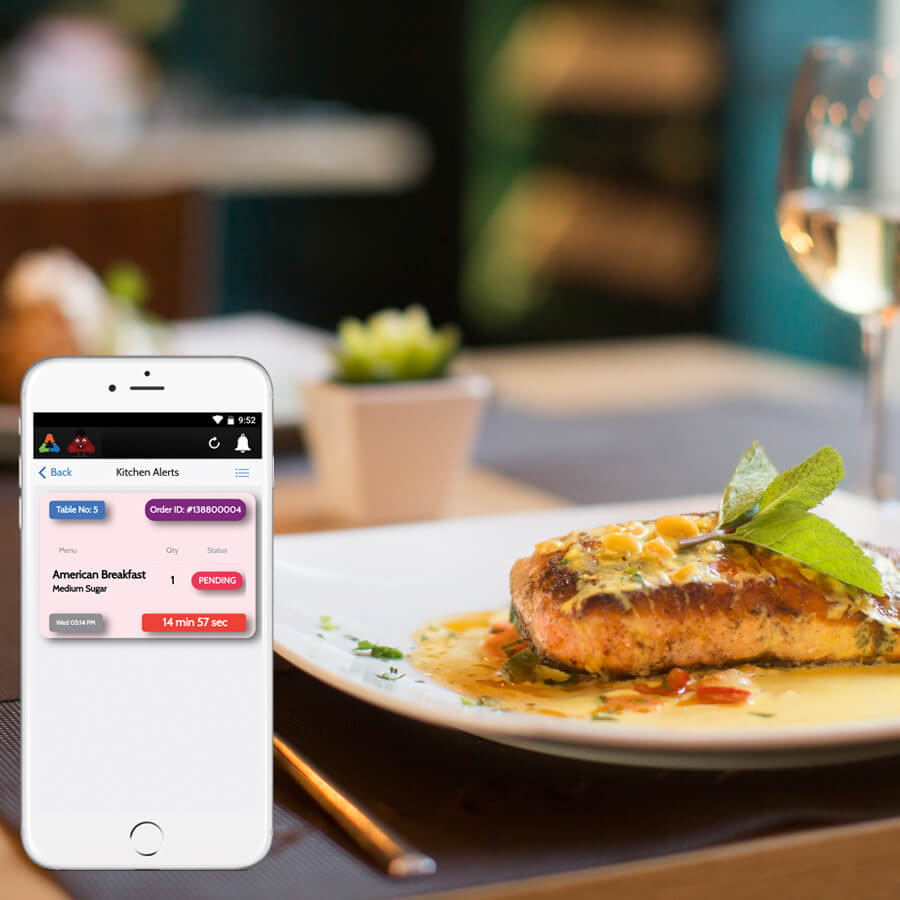Smart Restaurants, Restaurant Management Software